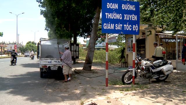 Tài xế chở lợn chết từ Quảng Nam ra Đà Nẵng tiêu thụ