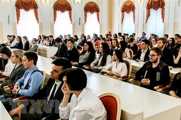 Hội thảo 'Di sản tinh thần của Hồ Chí Minh - 50 năm sau' tại Nga - 1