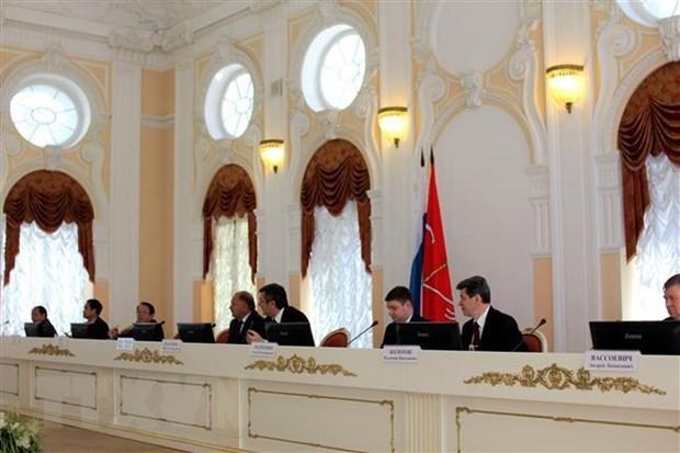 Hội thảo 'Di sản tinh thần của Hồ Chí Minh - 50 năm sau' tại Nga - 2