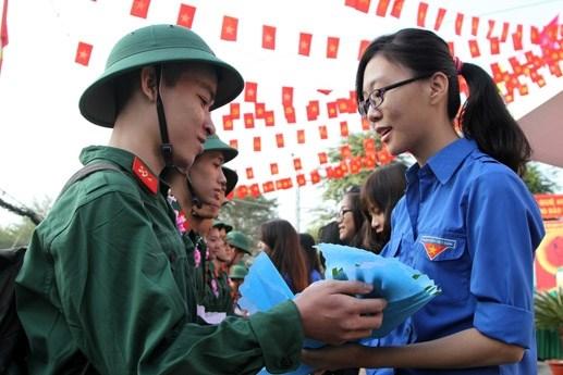 Hơn 18.000 thanh niên Quân khu 7 lên đường nhập ngũ - 3