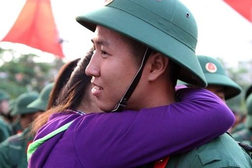 Hơn 18.000 thanh niên Quân khu 7 lên đường nhập ngũ - 9