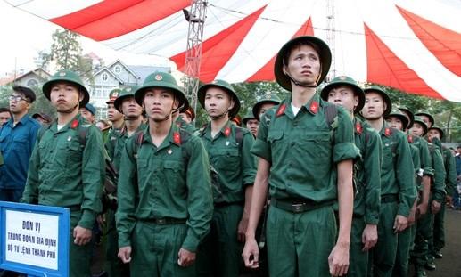 Hơn 18.000 thanh niên Quân khu 7 lên đường nhập ngũ - 10