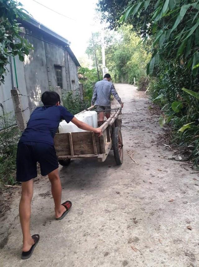 Hà Tĩnh: Nắng nóng gay gắt, dân thiếu nước sinh hoạt, cây trồng khô héo - 1