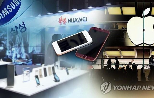 Chuyên gia: Huawei sẽ vượt qua Samsung về doanh thu điện thoại