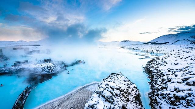 Iceland - Mảnh đất huyền diệu