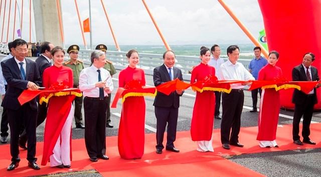 Cao tốc Hạ Long - Hải Phòng, một Quảng Ninh dám nghĩ, dám làm