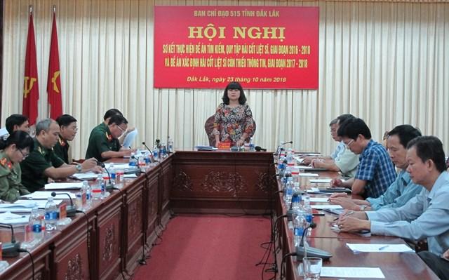 Đắk Lắk: Hơn 1.330 liệt sĩ chưa xác định được thông tin