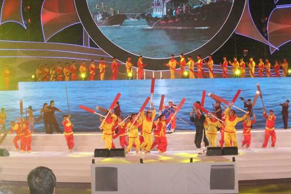 Khai mạc Festival Biển Nha Trang lần thứ 9 - 4