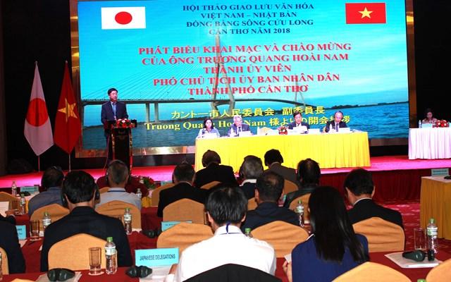 Hội thảo Quốc tế Giao lưu văn hóa Việt Nam – Nhật Bản