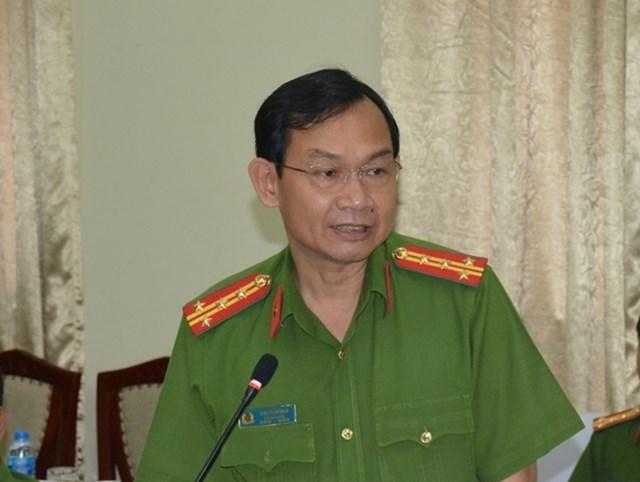 Bổ nhiệm tân Thủ trưởng Cơ quan Cảnh sát điều tra Công an TP HCM