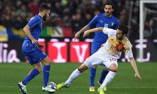 Italia - Tây Ban Nha (23h ngày 27/6): Chung kết sớm