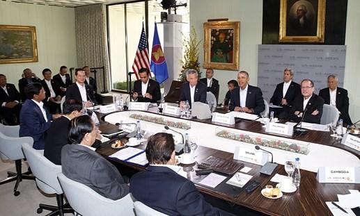 Hội nghị Cấp cao ASEAN-Hoa Kỳ: Đề cao tuân thủ luật pháp quốc tế