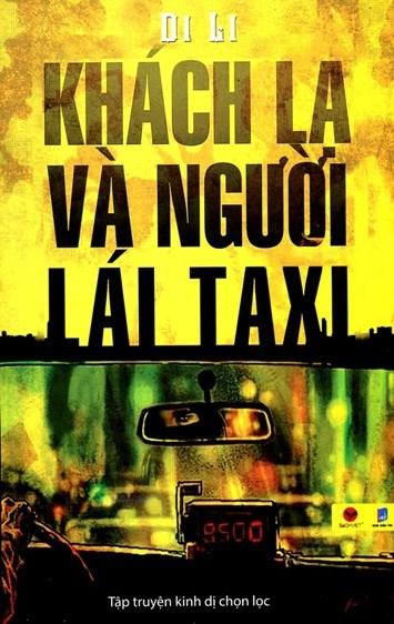'Khách lạ và người lái taxi' chào ngày Halloween