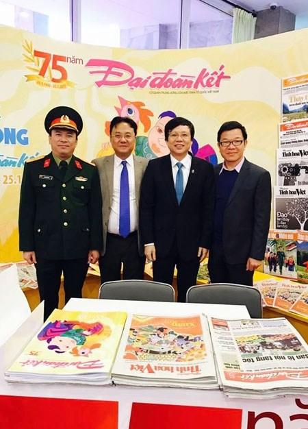 Khai mạc Hội báo Xuân Đinh Dậu - Hà Nội 2017 - 3