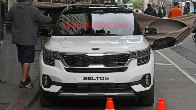 Kia xác nhận tên gọi Seltos cho mẫu SUV mới - 2