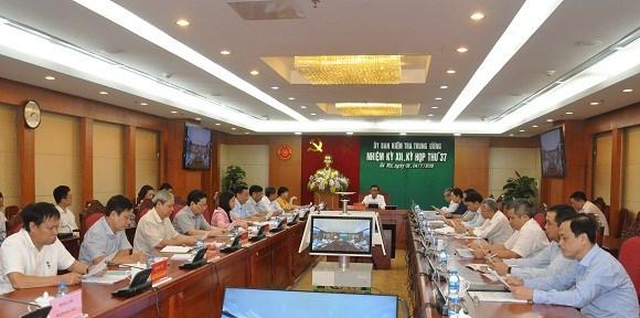 Ủy ban Kiểm tra TW kỷ luật cảnh cáo một số cán bộ tỉnh Đắk Nông