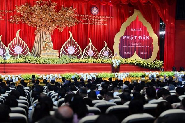 Đại lễ Vesak 2019, tiếng nói thống nhất của Phật giáo thế giới - 5