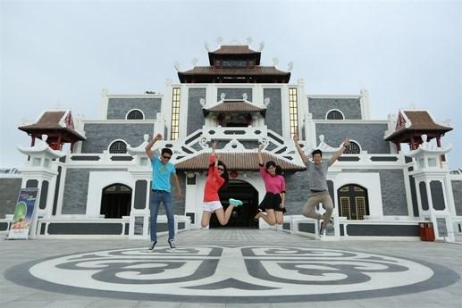 Lễ hội 'Hạt ngọc trời' lần đầu tiên tại Asia Park Đà Nẵng
