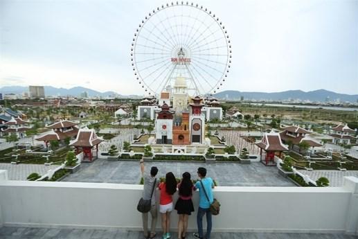 Lễ hội 'Hạt ngọc trời' lần đầu tiên tại Asia Park Đà Nẵng - 1