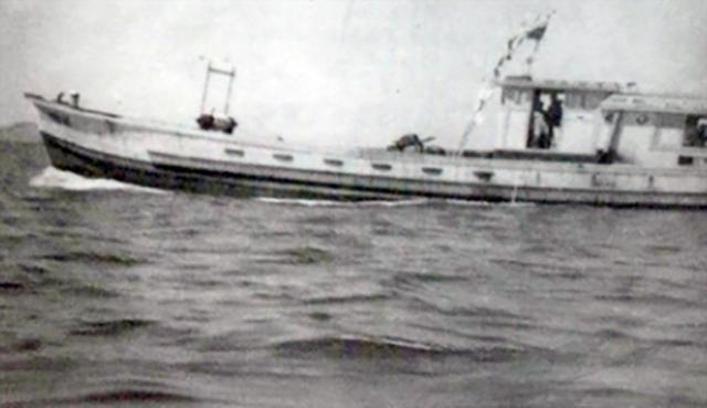 Hải trình ra Bắc bằng tàu đánh cá gặp nhiều sóng gió của ông Lê Đức Anh - 1