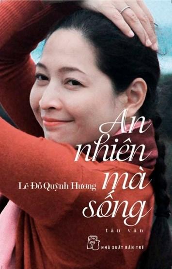 MC Quỳnh Hương ra mắt tập tản văn