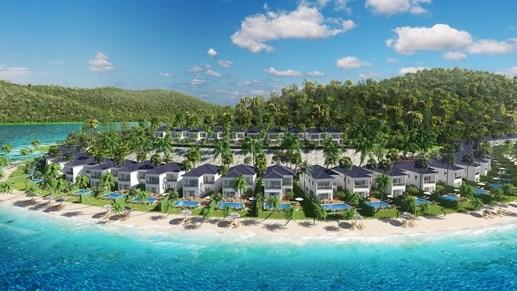 Mở bán 57 căn biệt thự đẹp nhất đảo Hòn Tre Nha Trang