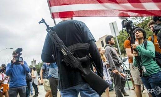 Một đại học Mỹ cho phép sinh viên mang súng vào lớp học