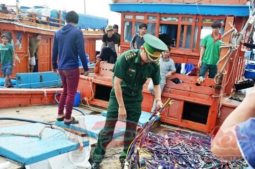 Một thuyền viên nghi bị tàu lạ bắn chết trên vùng biển Trường Sa