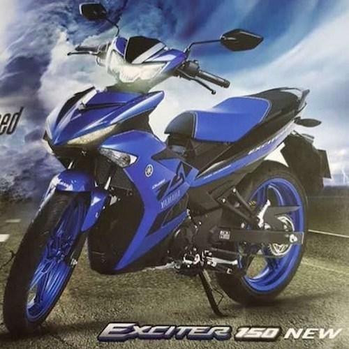 Yamaha Exciter mới lộ diện, chuẩn bị ra mắt tại Việt Nam