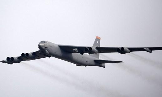 Mỹ điều B-52 tập trận rầm rộ trên biển Baltic