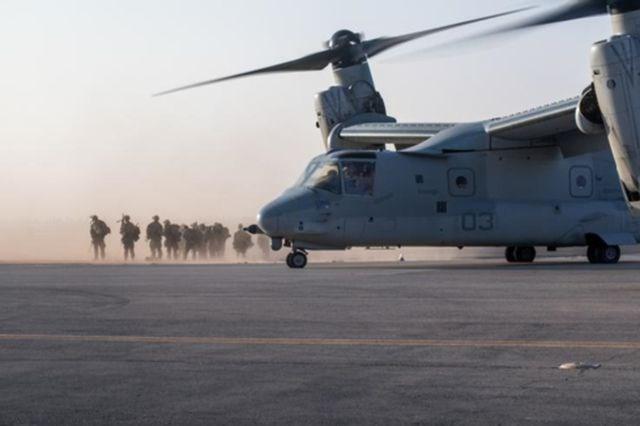 Mỹ điều thêm quân tới Syria nhằm kiềm chế ảnh hưởng của Iran