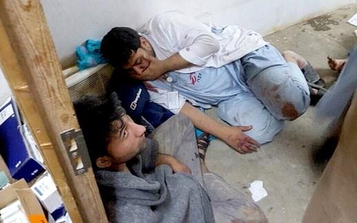 Mỹ không kích nhầm bệnh viện ở Afghanistan, gây nhiều thương vong