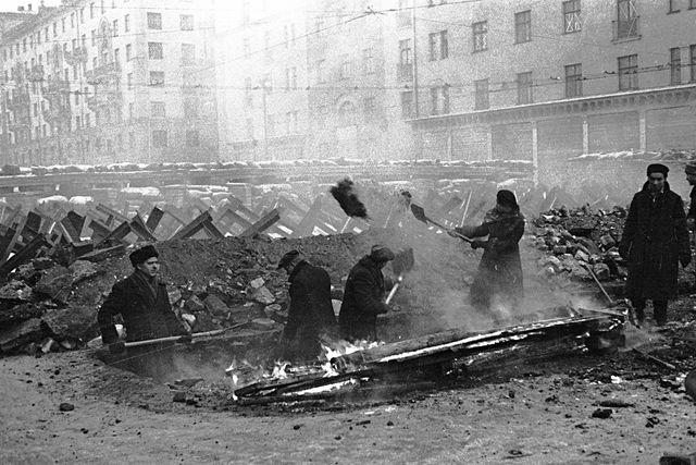Nga từng tàng hình Điện Kremlin trước 'mưa' hỏa lực của phát xít Đức thế nào? - 2