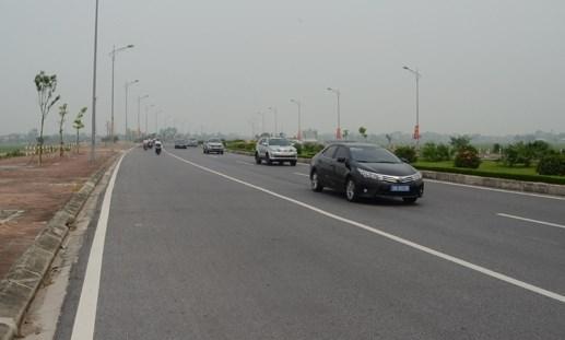 Nam Định gắn biển 'Đại lộ Thiên Trường' - 1