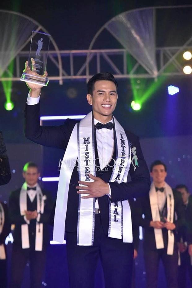 Mr International 2019: Dàn 'mỹ nam' quốc tế tung hô đại diện Việt Nam - 1