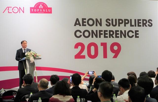 Lần đầu tiên AEON tổ chức Hội nghị nhà cung cấp tại Hà Nội