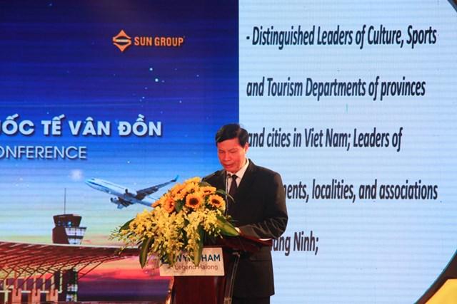 Sân bay Vân Đồn mở 'cánh cửa' thị trường quốc tế - 1