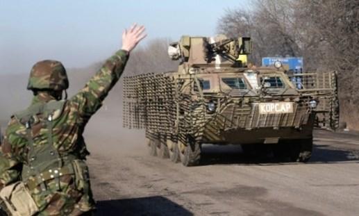 Nga, Pháp, Đức, Ukraine điện đàm về miền Đông Ukraine
