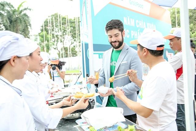 GrabFood cùng tham gia nâng cao nhận thức vệ sinh an toàn thực phẩm cho cộng đồng