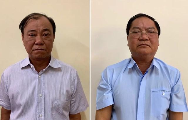 Bắt ông Lê Tấn Hùng, nguyên Tổng Giám đốc Sagri