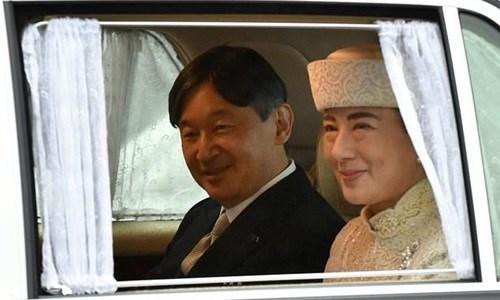 Tân Nhật hoàng Naruhito lên ngôi - 1