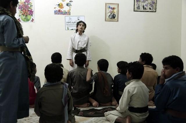Bi kịch những đứa trẻ cầm súng ở Yemen - 2