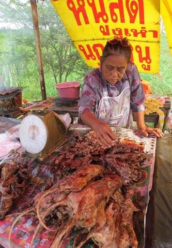Những nơi coi thịt chuột là món ăn 'vua'