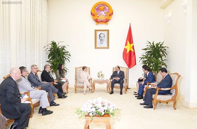 Thủ tướng đề nghị Brazil tạo thuận lợi cho hàng nông sản Việt Nam - 1
