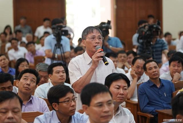[ẢNH] Thủ tướng Nguyễn Xuân Phúc tiếp xúc cử tri Hải Phòng - 7