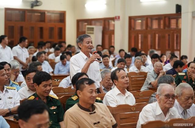 [ẢNH] Thủ tướng Nguyễn Xuân Phúc tiếp xúc cử tri Hải Phòng - 8
