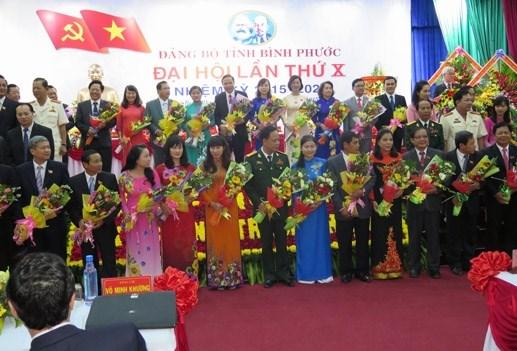 Ông Nguyễn Văn Lợi được bầu làm Bí thư Tỉnh ủy Bình Phước - 1
