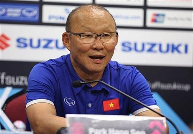 HLV Park Hang Seo chưa vội gia hạn hợp đồng với VFF