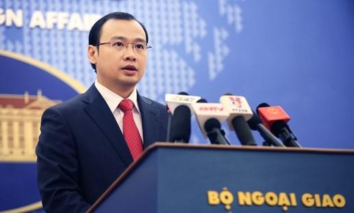 Phản đối Đài Loan xâm phạm chủ quyền Việt Nam