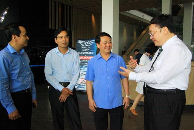 Khẳng định thương hiệu và tầm vóc Việt